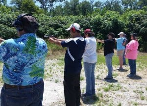 Pistol Class in Oklahoma From Page Firearms Training LLC