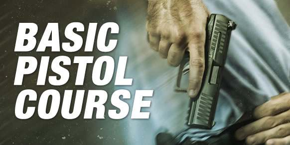 Basic Pistol Course